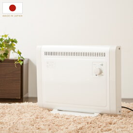 ヒーター エスケイジャパン ミニパネルヒーター SKJ-KT33P 暖房 電気ストーブ 小型 スリム コンパクト 足元 壁掛け 日本製 送料無料