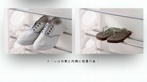 シューズラック10段収納靴箱シューズボックス下駄箱薄型スリム靴入れシューズbox【送料無料】【smtb-f】