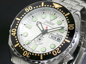 ケンテックス Kentex 腕時計 海上自衛隊モデル S649M-01【楽ギフ_包装】【送料無料】