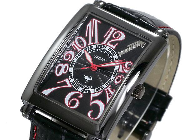 ミシェルジョルダン SPORT 腕時計 天然ダイヤ SG-3000-2【楽ギフ_包装】