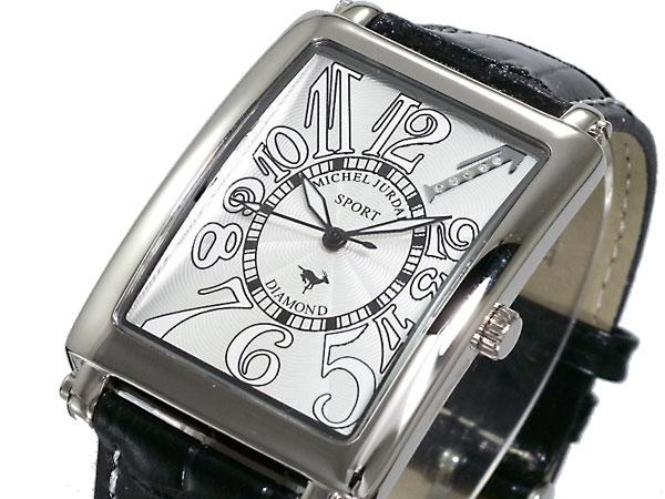 ミシェルジョルダン SPORT 腕時計 天然ダイヤ SG-3000-3【楽ギフ_包装】