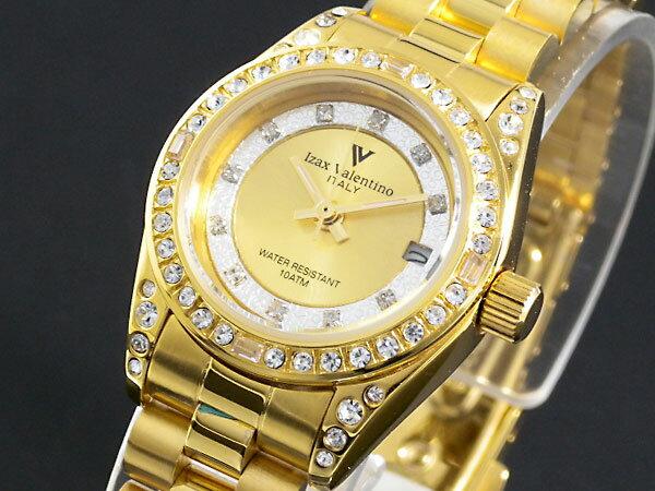 アイザック バレンチノ Izax Valentino 腕時計 時計 レディース IVL-1000-1【楽ギフ_包装】