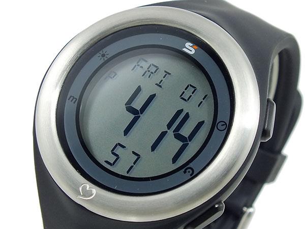ソーラス SOLUS 心拍計測機能付き デジタル 腕時計 時計 01-910-001【ラッピング無料】【楽ギフ_包装】