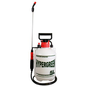 マルハチ産業 蓄圧式噴霧器 ハイパー 5L(代引不可)【送料無料】