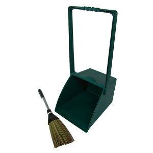 ちりとり 塵取り ほうき 箒 セット 掃除 清掃 道具 幅広 耐荷重120kg 丈夫 座れる 容量 12L ガーデニング 庭 ちり取り 完成品(代引不可)【送料無料】