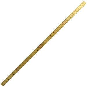 シンワ測定 竹製ものさし かね3尺 71919