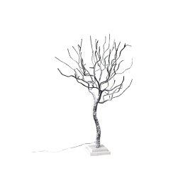 クリスマス LEDブランチツリー ブラウン Sサイズ(代引不可)【送料無料】