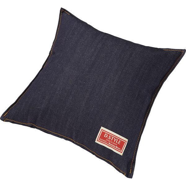 カイハラデニムクッション デニム 繊維雑貨 繊維雑貨 クッション レオン43×43(代引不可)