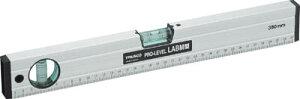 TRUSCO 箱型アルミレベル マグネット付 380mm【LABM-380】(測量用品・水平器)