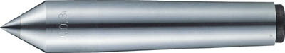 TRUSCO レースセンター超硬付チップ径φ14全長155MT-4【TRSP-4】(ツーリング・治工具・芯押センター)