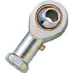 TRUSCO ロッドエンド 給油式 メネジ6mm【PHS6】(駆動機器・ベアリング・ベアリング)【S1】