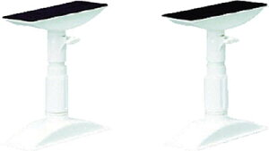 IRIS 家具転倒防止伸縮棒SS (高さ23~30cm) 2本セット【KTB-23】(防災・防犯用品・転倒防止用品)