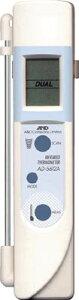 A&D 非接触型放射温度計【AD5612A】(計測機器・温度計・湿度計)