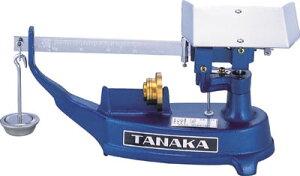 TANAKA 上皿桿秤 並皿 2kg【TPB-2】(計測機器・はかり)