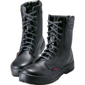 ノサックス 耐滑ウレタン2層底 静電作業靴 長編上靴 24.0CM KC007724.0【送料無料】【smtb-f】