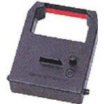 ニッポーインクリボン(NTR−2500・2600対応)黒・赤【R-2】(OA・事務用品・タイムレコーダー)