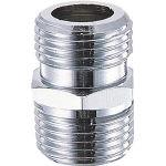 カクダイ フレキパイプ用ニップル【0786-POS20】(管工機材・水道配管資材)