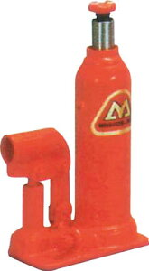 マサダ 標準オイルジャッキ 5TON【MH-5】(ウインチ・ジャッキ・油圧ジャッキ)