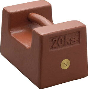 ViBRA 鋳鉄製枕型分銅 5kg M2級【M2RF-5K】(計測機器・はかり)