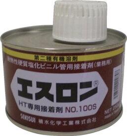 エスロン 耐熱接着剤 NO100S 250g【S1H2G】(接着剤・補修剤・配管用シール剤)
