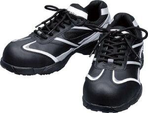 シモン プロテクティブスニーカー KA211黒 28.0cm【KA211BK-28.0】(安全靴・作業靴・プロテクティブスニーカー)