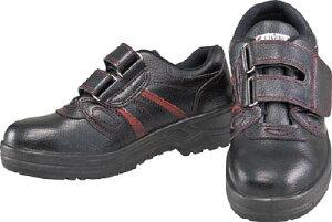 おたふく 安全シューズマジックタイプ 25.5【JW755-255】(安全靴・作業靴・プロテクティブスニーカー)