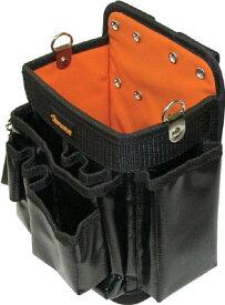フジ矢 ウエストライン 電工ターボリンバッグ タイプC【WB-CT】(工具箱・ツールバッグ・ツールホルダ・バッグ)