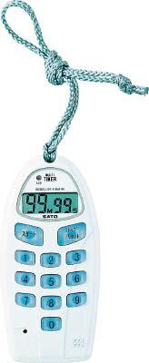 佐藤 マルチタイマー TM−30(100分) (1703−00)【TM-30】(計測機器・ストップウォッチ・タイマー)