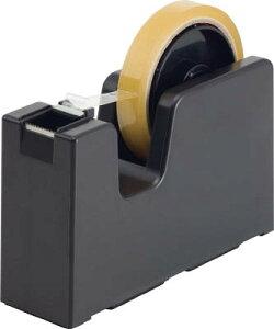 ニチバン テープカッター タブメーカー (ダークブラウン)【TC-TB64】(テープ用品・テープカッター)
