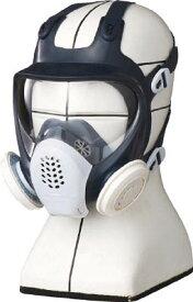 シゲマツ TS 取替え式防じんマスク DR185L4N−1【DR185L4N-1】(保護具・取替式防じんマスク)