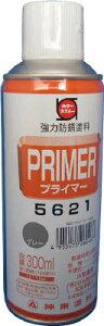 シントー 5621プライマー グレー 300ML【2646-0】(塗装・内装用品・塗料)