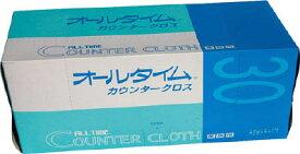 東京メディカル カウンタークロス厚口大判 61x61cm ピンク 30枚入り【FT-351】(労働衛生用品・食品衛生用品)
