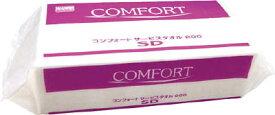 クレシア コンフォートタオル200SD【37135】(労働衛生用品・トイレ用品)