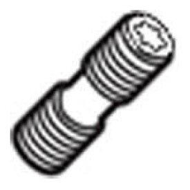 タンガロイ TAC工具部品【DS-6】(旋削・フライス加工工具・ホルダー)