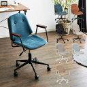 ホームチェア ガス圧チェア ファブリック スチール リモート 在宅 勤務 椅子 ブルー ブラウン グレー ブラック ブロン…