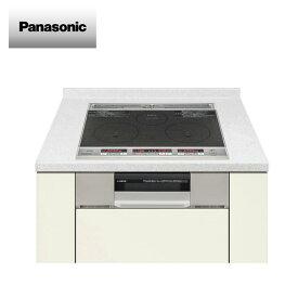 パナソニック ビルトインIHクッキングヒーター KZ-G32AS ブラック/グレイッシュシルバー コンロ IH Panasonic【送料無料】
