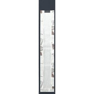 遠藤商事 フランスパン袋 ヨーロピアンフェネット白 (100枚入)大 No.160 WPV4002
