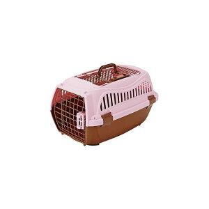 ペティオ 2ドア スマイルキャリーピンクM 犬 イヌ ペット グッズ【送料無料】