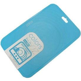 パール金属 まな板 中 ブルー No.7 食洗機対応 Colors 日本製 C-368