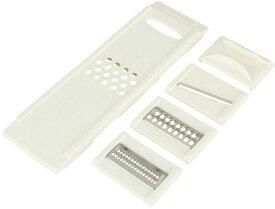貝印 スライサー セット カセット式 調理器セット kai House SELECT DH7077 (代引不可)