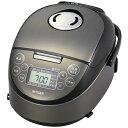 タイガー魔法瓶 IH炊飯ジャー 炊きたて 3合炊き JPF-A550-K サテンブラック 炊飯器 【送料無料】