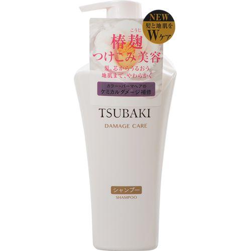 TSUBAKI(ツバキ) ダメージケア シャンプー ジャンボサイズ 500ml