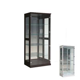 スタバ70 ハイタイプ コレクションラック H 幅70cm×高さ160cm 【完成品】 コレクションケース コレクションボード 飾り棚 ガラス棚 ショーケース