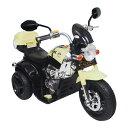電動乗用バイク ブラック ホワイト 充電器付き CBK-014 子供用 乗用 プレゼント おもちゃ バイク カッコいい【送料無…