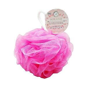 オーエ ロレーヌ 泡立て ネットボールボディ用 ピンク 約22×12.5×12.5cm