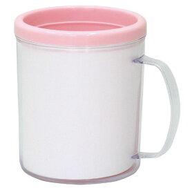 マイマグカップ ピンク 図工 工作 クラフト ホビー お絵かきプレゼントオリジナル
