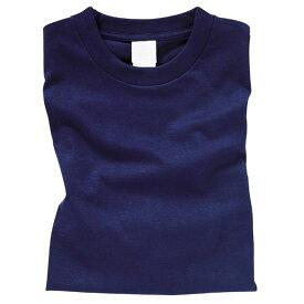 カラーTシャツ C 031 ネイビー (サイズ110) 運動会 発表会 イベント シャツTシャツ衣料