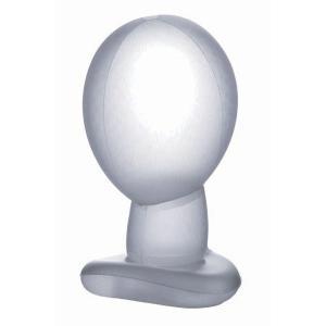 AIRQUIN(エアキン) ビニール製マネキン Head パールホワイト(代引き不可)