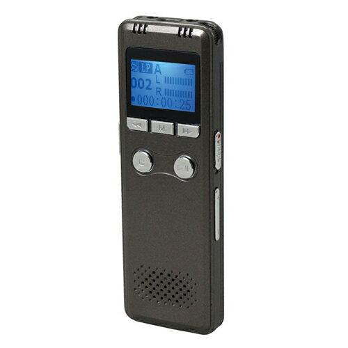 ITPROTECH ICレコーダー IPT-VORECPRIME/8G