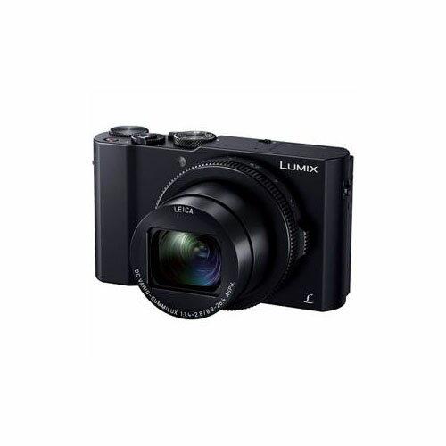Panasonic LUMIX(ルミックス) コンパクトデジタルカメラ DMC-LX9-K(代引不可)【送料無料】【S1】